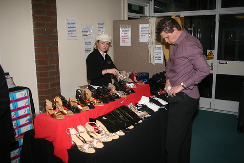 party shoes dancing latin salsa bromley