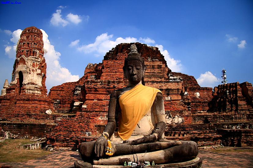 @ Wat Mahathat Ayutthaya