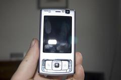 Jaiku Nokia N95