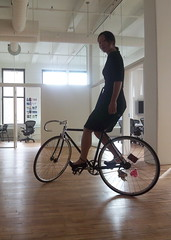 for andrew f. yeoman (mplsminx) Tags: office 500v20f fixedgear steamroller surly nohands trackstand differentday 1500v60f 1000v40f mplsminx killinit sameheels