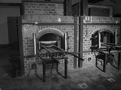 Dachau Crematoria