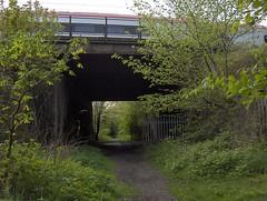 Old Preston - Southport Railway line (shabbagaz) Tags: abandoned railway lancashire preston disused footpath