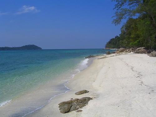 Ko Adang beach
