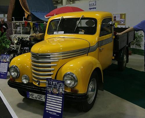 Barkas IFA Framo V901 - 1959
