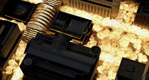 ataque napalm 28 semanas despues - exterminio 2