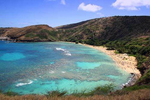 Hanauma Bay - Oahu Hawaii