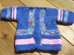Surprise Sweater Take 2