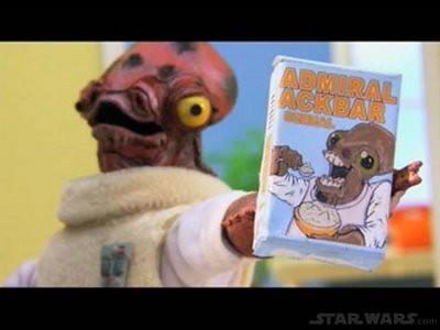Robot Chicken: Star Wars номинирована на Annie Awards
