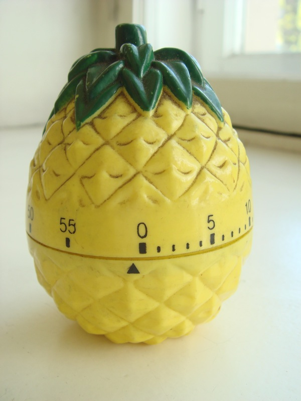 pineapple cooking timer.JPG