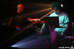 Fluid 071 Edit (Dan Correia) Tags: topv111 powerbook macintosh lights laptop mixer synth canonef35mmf2 midi nord drumnbass abletonlive psylab electro2 lead2