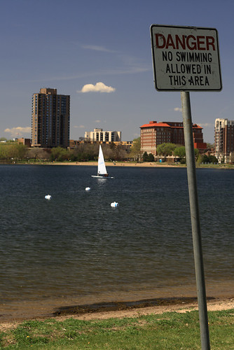 Lake Calhoun Danger 1841