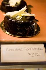 chocolate decadence