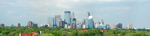 Minneapolis skyline - 20070508