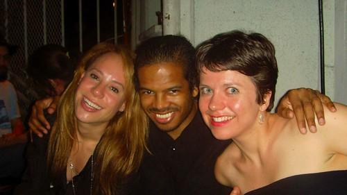 Dina, Bill & Kathleen
