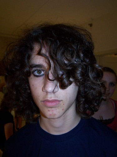 Curly Emo Hair. Related posts: Curly Emo Hairstyles in 2009