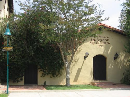 San Fernando Mission