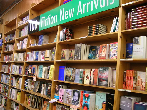 fiction new arrivals