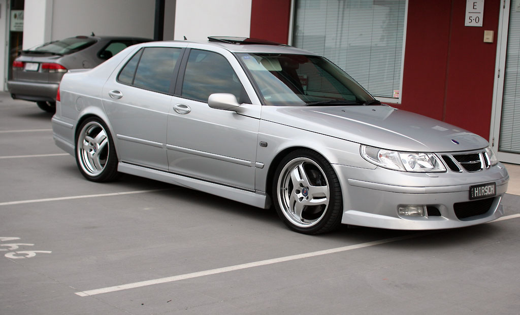 VWVortex com - Saab = King of the 3-spoke OEM Wheel