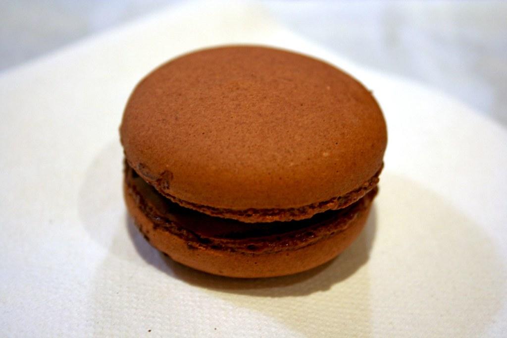 Jacques Torres' Chocolate Macaron