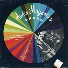 Audio Magnetics tape box