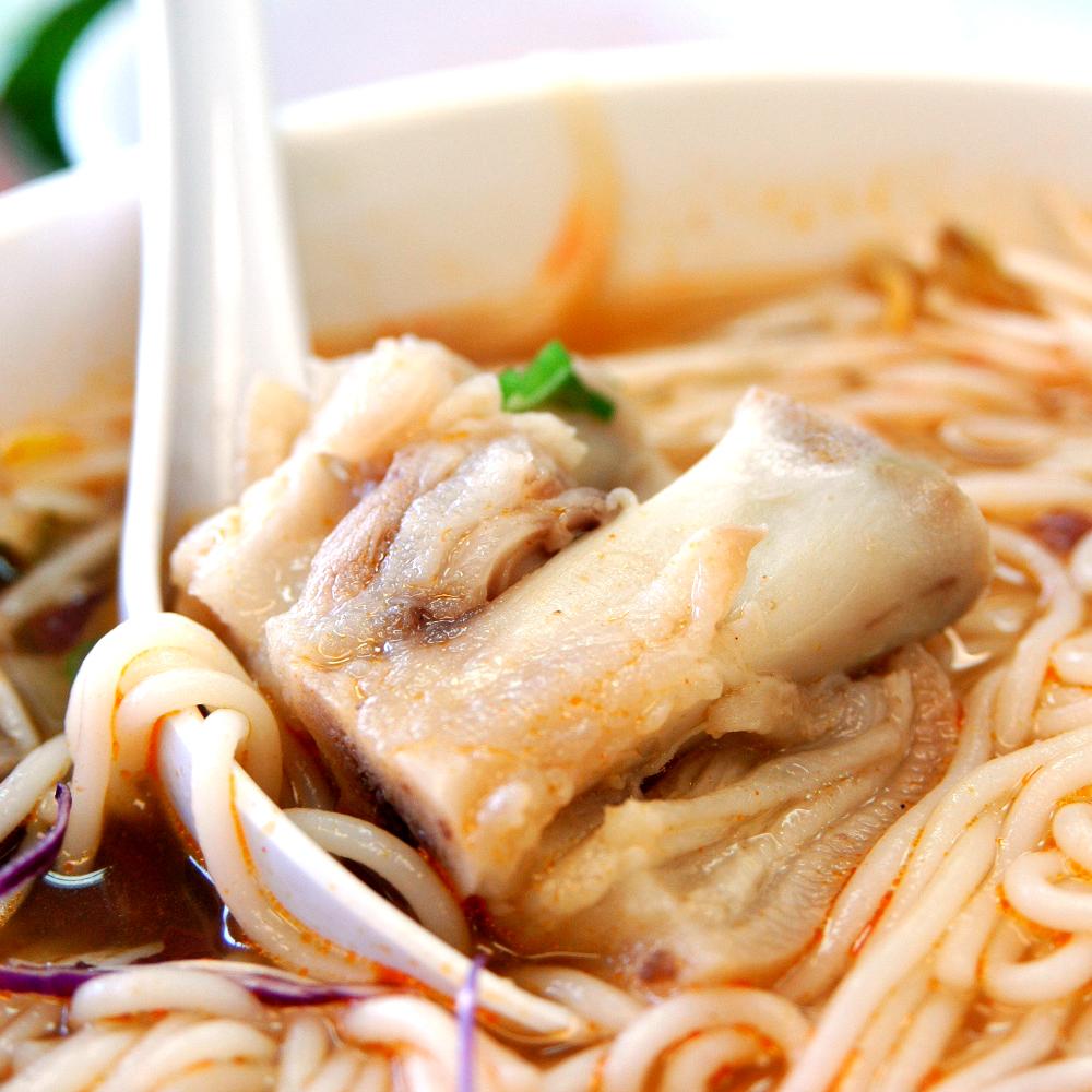 Nem Nuong Khanh Hoa Bun Bo Hue Bone