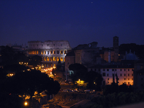 Roma di notte ~ Rome by night