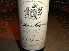 Chateau Montrose 1995