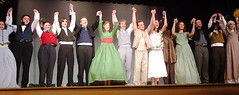 most of the cast (rofltosh) Tags: theater play midsummer performance dream cast homer nights society shakespearean