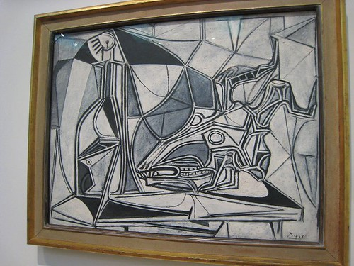 Picasso in B&W