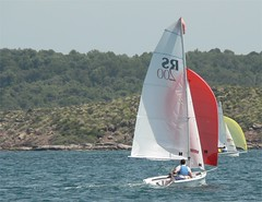 Regatta race, RS200 (njw28) Tags: sailing dinghy rs200 minorca