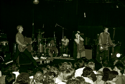 exene live band post 96