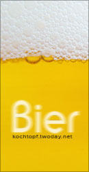 Blog-Event XXIV - Bier