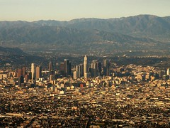 The City of Los Angeles (Storm Crypt) Tags: california losangeles explore aerials top500 supershot