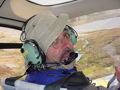 Would you trust this man to co-pilot?