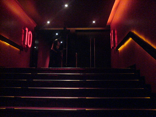 Entering PVR Gold Class for Spider