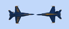 Blue Angels Intersect