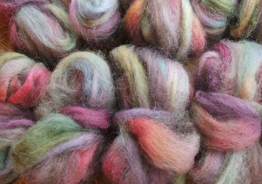 Hand-dyed by MoBair