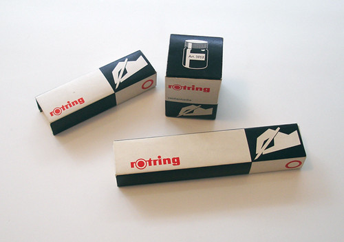 Rotring packaging / insect54
