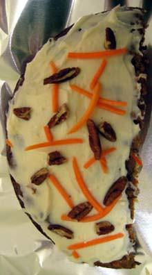 Half a Carrot Cake