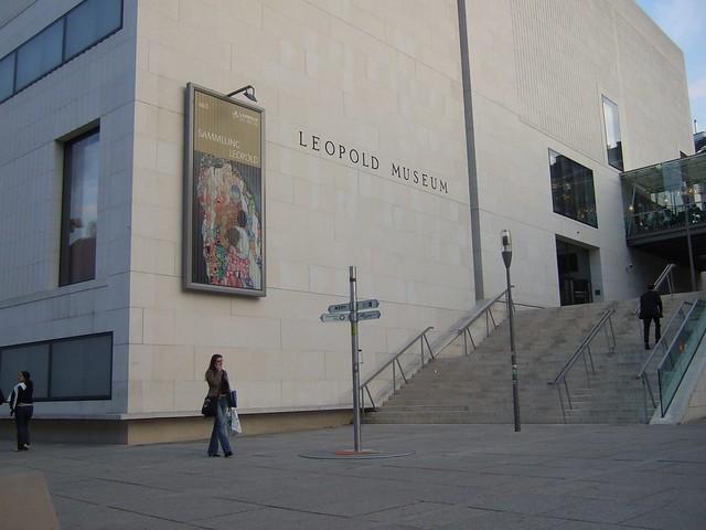 Leopold Museum Wien Leopold Museum Vienna Austria