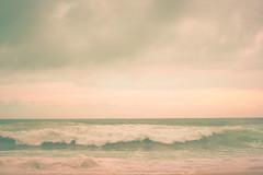 Peaceful Turbulence (fabiogiolito) Tags: sea sky beach mar peace orla paz peaceful wave céu shore nublado onda cludy