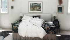morning (tajheart) Tags: from bed anniversary room taken porch berkshires interlaken lightfilled memorialday unmade
