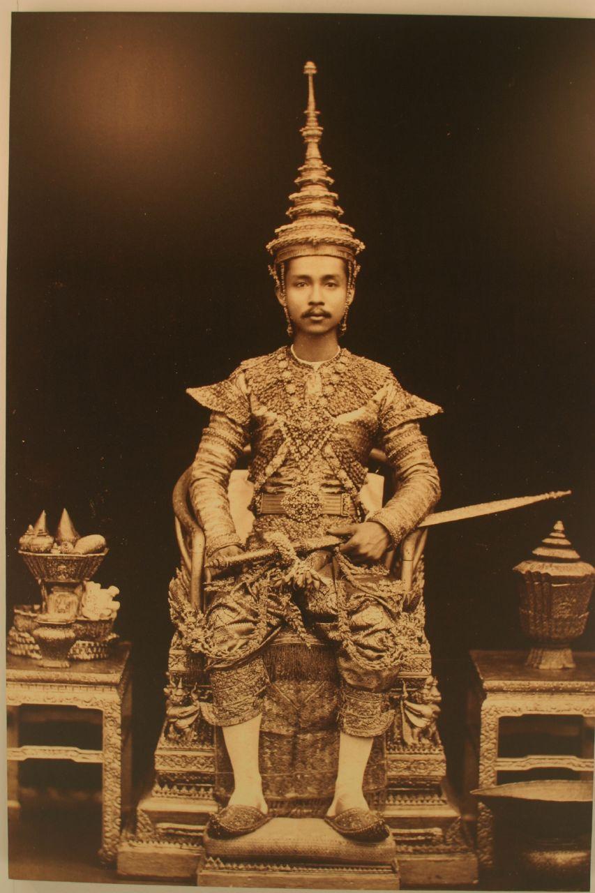 List of children of Chulalongkorn