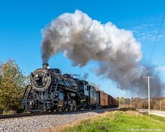 Iron Ridge (kdmadore) Tags: steamlocomotive steam soo1003 soo train railroad wisconsinsouthern wsor mikado sooline steamengine