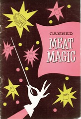 Canned Meat Magic (Ann Douglas) Tags: magic can meat company american canned