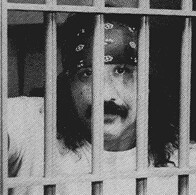 Peltier in Prison, courtesy of spritoffreedom.org
