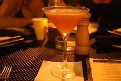 WATERMELLON CUCUMBER MARTINI (Mindy Hertzon) Tags: girls night dinner out florida fort cucumber martini lauderdale watermellon himarshee
