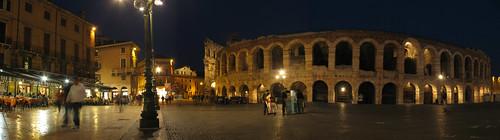 Colloseum in Verona, Italy