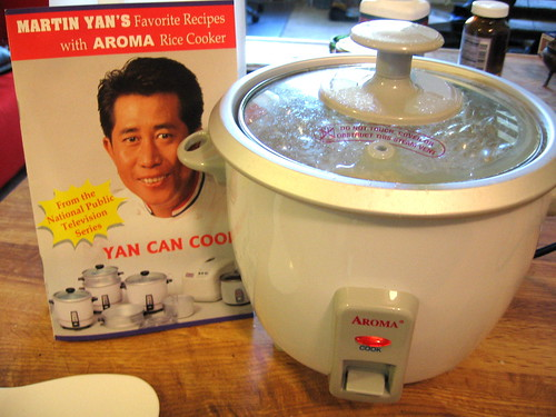 New rice cooker!