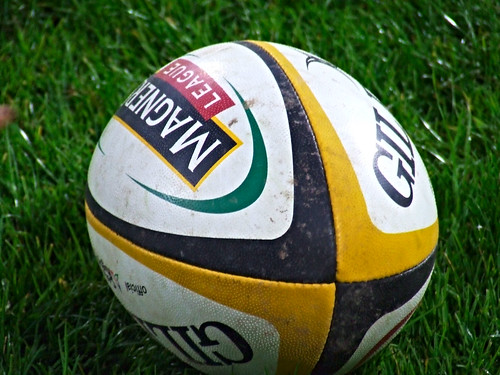 Magers League Rugby Ball